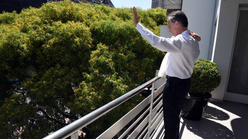 Mauricio Macri vendió el departamento palermitano en el que vivía antes de ser presidente