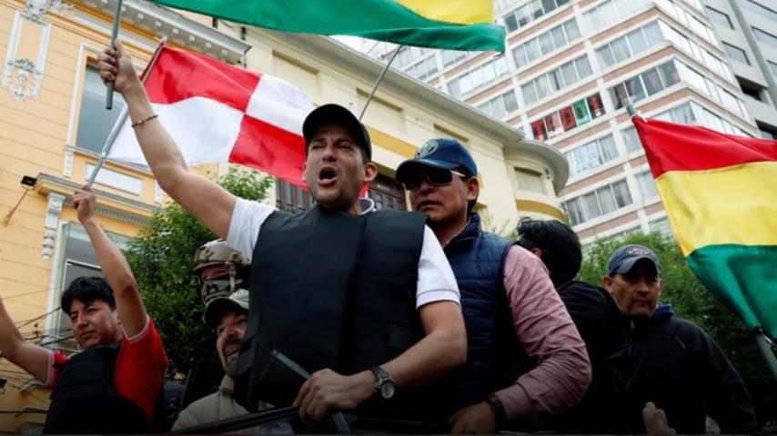 Qué me contás: la nueva Bolivia se hace a lo macho, por Edi Zunino - Revista Noticias